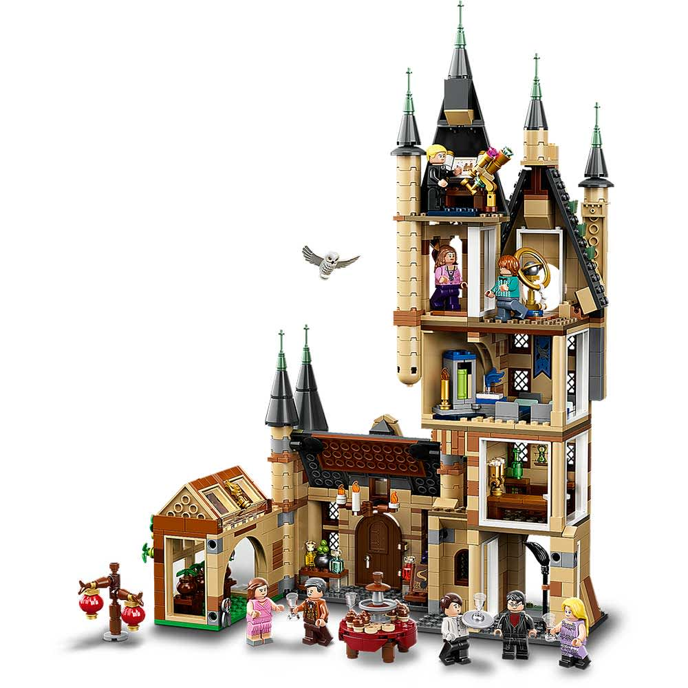 lego is releasing six new harry potter sets and no you're
