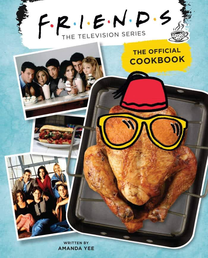 An Official 'Friends' Cookbook Is Coming With Over 90 Recipes From the Show