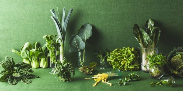 leafy green vegetables heart disease